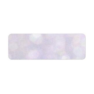Background - Lavender Bokeh Lights