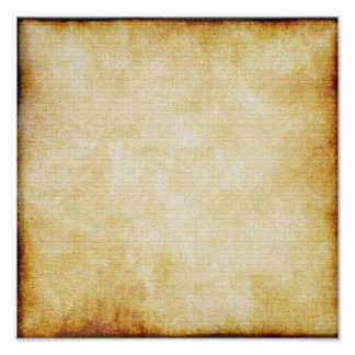Background | Parchment Paper Poster
