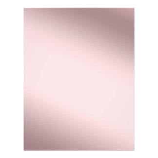 Background pearly pinkColor 21.5 Cm X 28 Cm Flyer