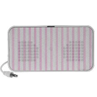 Background Pink Watercolor Stripes Portable Speakers