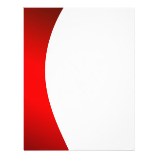 Background Red and White Color 21.5 Cm X 28 Cm Flyer