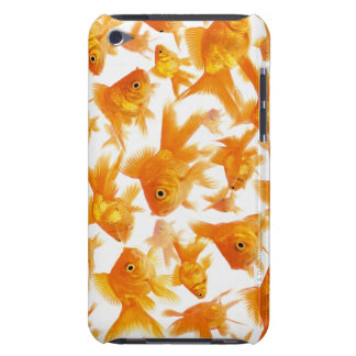 Background Showing a Large Group of Goldfish iPod Touch Cover