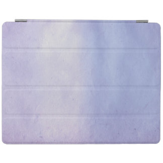 Background- Texture Watercolor Paper 2 iPad Cover