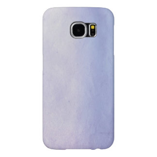 Background- Texture Watercolor Paper 2 Samsung Galaxy S6 Cases