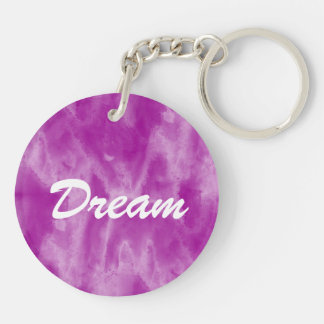background texture watercolor purple seamless key ring