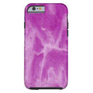 background texture watercolor purple seamless tough iPhone 6 case