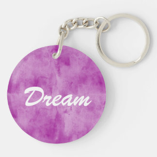 background texture watercolor seamless purple key ring