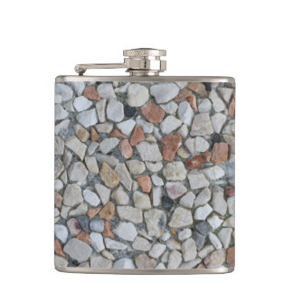 background wall hip flask