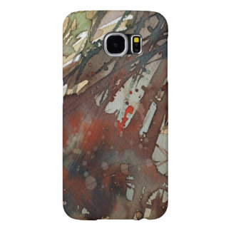 background watercolor 2 samsung galaxy s6 cases