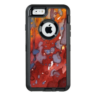 background watercolor 7 OtterBox iPhone 6/6s case