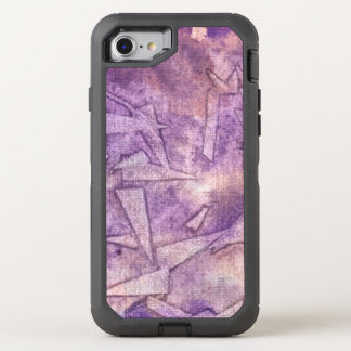 background watercolor OtterBox defender iPhone 8/7 case