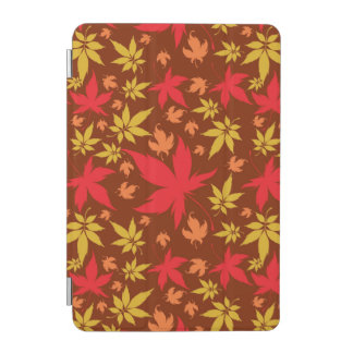 Background with colorful Autumn Leaves iPad Mini Cover