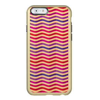 Background with stripes in retro 3 incipio feather® shine iPhone 6 case