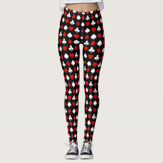 Background with suits leggings