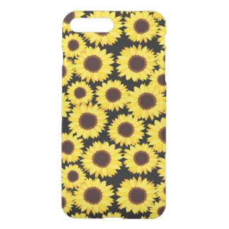 Background with sunflowers iPhone 8 plus/7 plus case