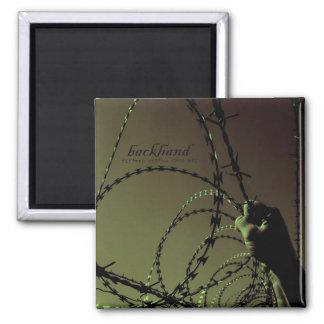 Backhand Album Cover Magnet