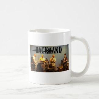 Backhand Coffee Mug