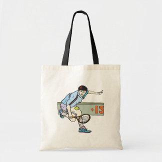 Backhanding Canvas Bags