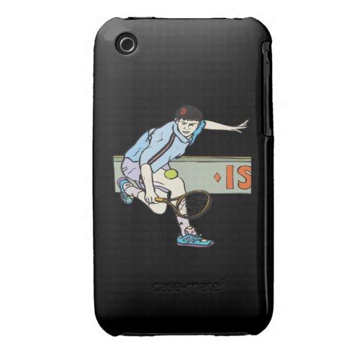 Backhanding iPhone 3 Cases