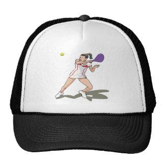Backhanding Mesh Hats