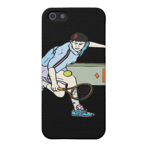Backhanding iPhone 5 Case