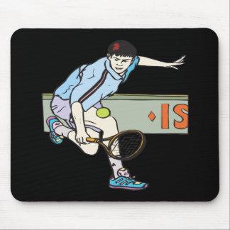 Backhanding Mousepad
