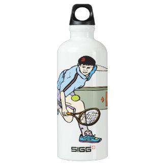 Backhanding SIGG Traveller 0.6L Water Bottle