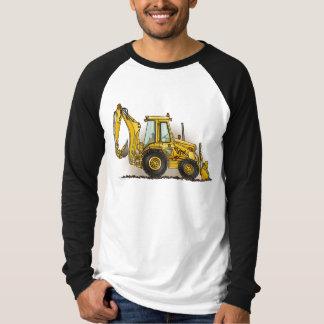 Backhoe Adult Shirt
