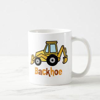 Backhoe Coffee Mug