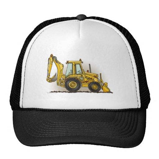 Backhoe Hat