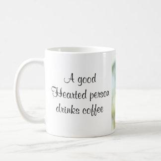 Backlight Bleeding Hearts 2009, A good Hea... Coffee Mug