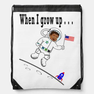 Backpack Astronaut