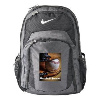 BackPack: Baseball Season Backpack