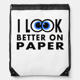 Backpack Graphics Big Eyes Whimscial Word Art