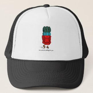 Backpacker Trucker Hat