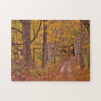 Backroads of New England - Adams Road - Athol, MA Puzzle