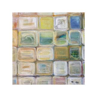 Backsplash Canvas Print