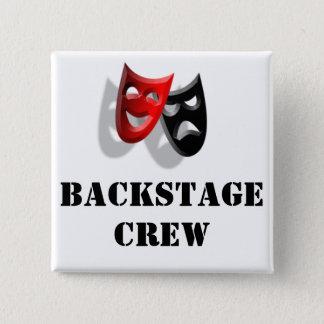 Backstage Crew and Masks Badge