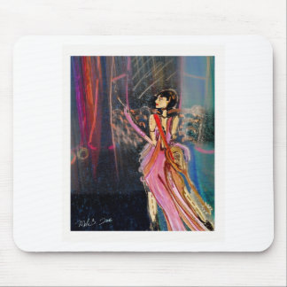 Backstage Mouse Pad