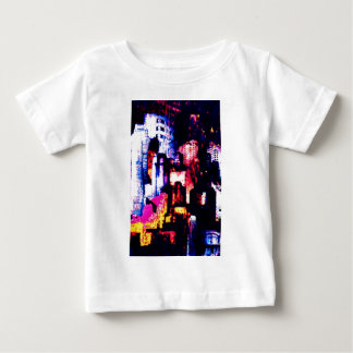 backstreets of the New York landscape Baby T-Shirt