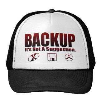 Backup Hats