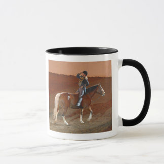 Backward Rider - mug