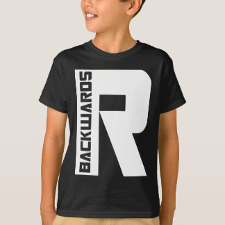 Backwards R Logo T-Shirt
