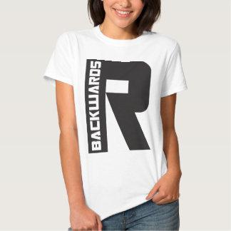 Backwards R Shirt