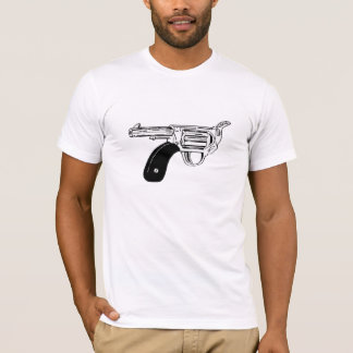 Backwards Revolver T-Shirt