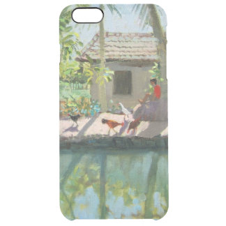 Backwaters India Clear iPhone 6 Plus Case