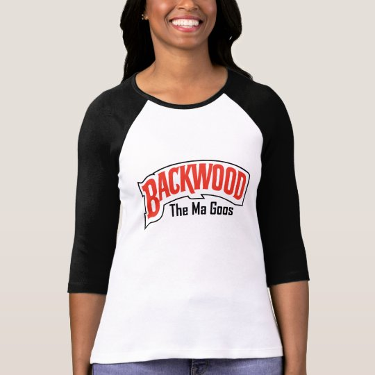 Backwood and the Ma Goos Tee