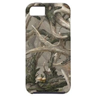 Backwoods deer skull camo case for the iPhone 5