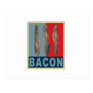 Bacon 2012 - Obama Postcard