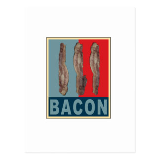 Bacon 2012 - Obama Post Card